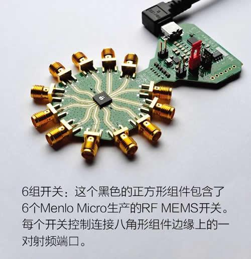 经过20年开发,射频MEMS开关有望走向手机