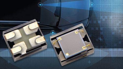 安森美半导体RB系列SiPM传感器