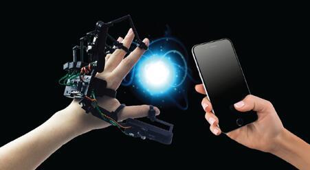 触觉技术赋能AR应用
