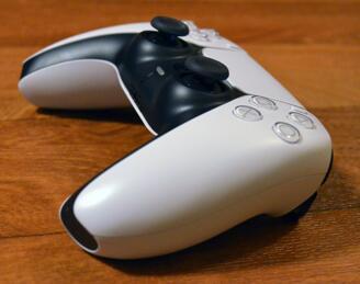 索尼PlayStation 5的控制手柄