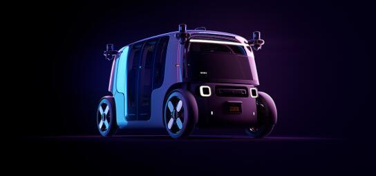 FLIR将为Zoox首款自动驾驶汽车提供热成像相机