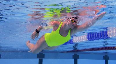 人工智能:可穿戴式游泳设备开挂的绝活
