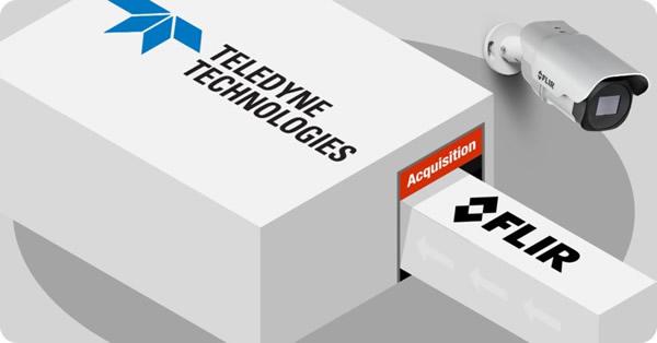 Teledyne收购民用红外探测器领头羊FLIR
