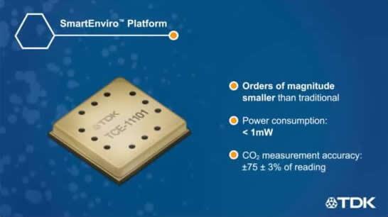 InvenSense TCE-11101的优势