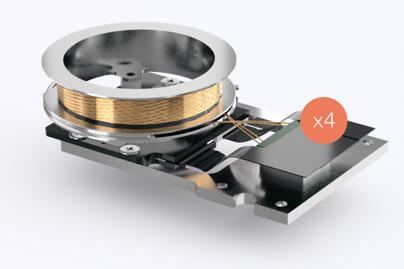 根据目标应用,Qmicro的MEMS微型气相色谱仪最高配有4个GC通道
