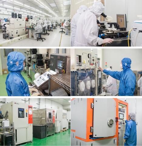 众智光电的生产环境