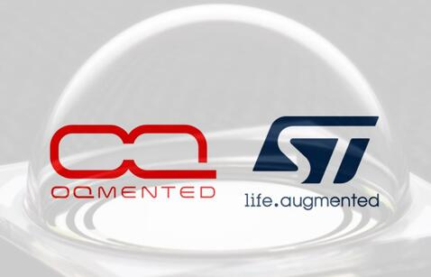 "ST携手""气泡""MEMS微镜真空封装厂商,加速激光扫描应用"