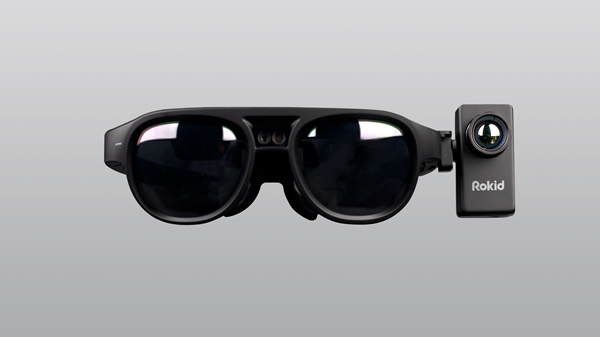 Rokid红外智能测温眼镜