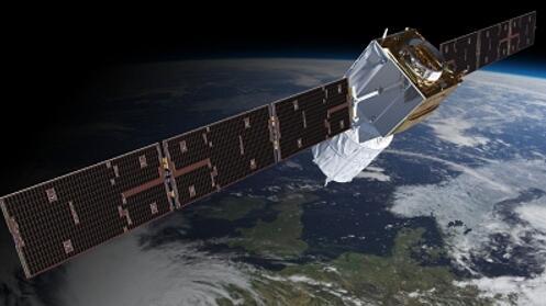风力测绘卫星Aeolus,旨在为天气和气候模型提供更好的风力数据