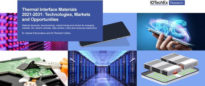 《热界面材料技术、市场及机遇-2021版》