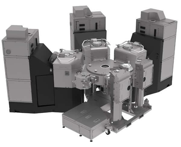 Transform系列工业量产型ALD设备