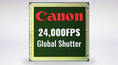 全球首款100万像素SPAD图像传感器:全局快门、24000FPS