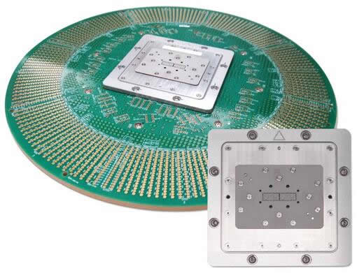 Aries Optima全球首款应用在大量制造的微间距大电流MEMS垂直探针卡