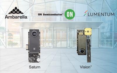 安霸、Lumentum和安森美半导体合作开发基于AI的3D传感技术