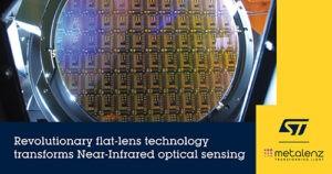 颠覆摄像头透镜产业:Metalenz超表面透镜量产在即,采用12英寸晶圆代工