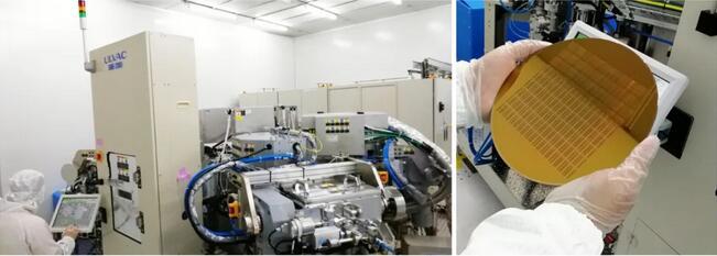 PZT压电薄膜设备完成工艺调试