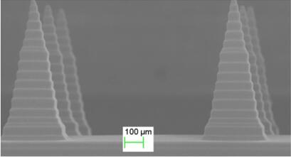 为NUMBAT项目构建的微型立体光刻装置