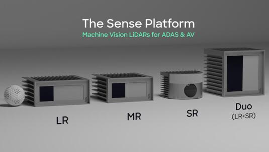 Sense Photonics推出基于VCSEL+SPAD的Flash激光雷达量产平台