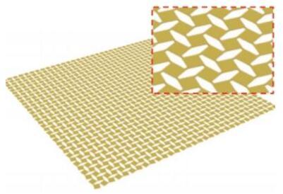 灵感源自剪纸艺术(kirigami)的自适应新结构