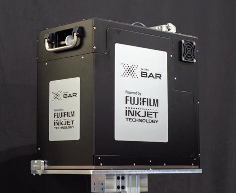 Fujifilm将推出采用硅基MEMS技术的模块化喷墨打印系统X-BAR