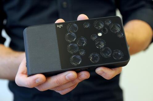 美国初创公司Light研发的新型相机L16