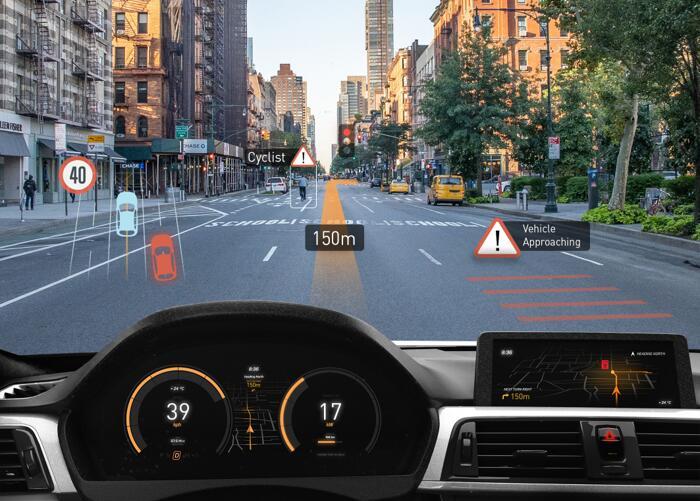 英飞凌全新MEMS扫描仪,革新可穿戴和汽车领域的AR应用
