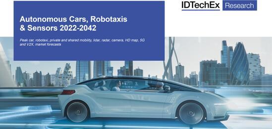 自动驾驶汽车、机器人出租车及其传感器-2021版