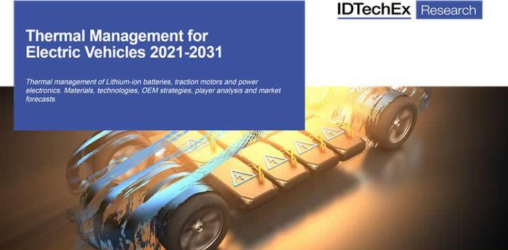 电动汽车热管理技术及市场-2021版