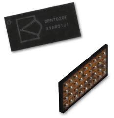炬佑智能发布的第三代VCSEL驱动芯片OPN7020照片