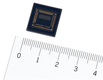 索尼面向汽车激光雷达应用的SPAD深度传感器IMX459