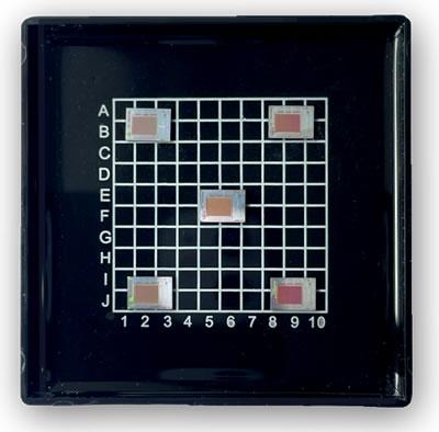 炬佑智能开发的百万像素ToF芯片
