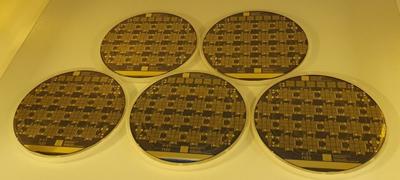 6英寸VCSEL晶圆