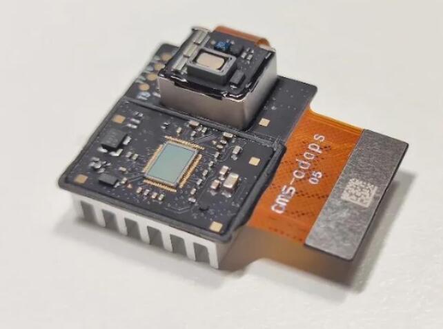灵明光子ADS3003芯片集成于3D传感模组