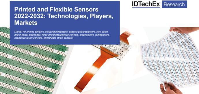 印刷和柔性传感器技术及市场-2021版