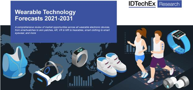 《可穿戴技术及市场-2021版》