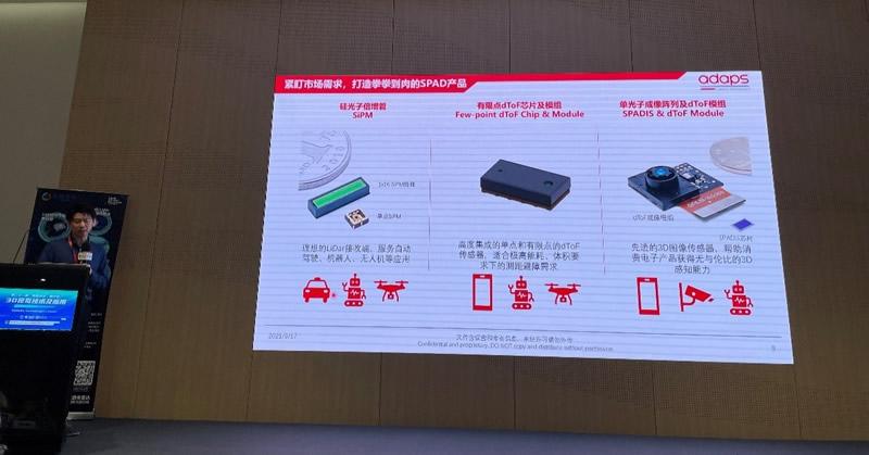 灵明光子联合创始人、董事长兼首席执行官臧凯博士阐述公司三大产品线