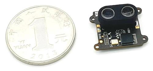 搭载灵眀光子第五代SiPM的距离传感器Kareco M1