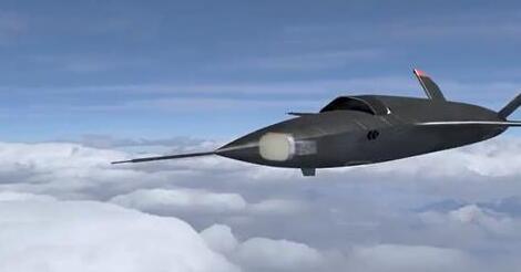 """雷神的紧凑型AESA雷达非常适合""""耐消耗""""无人机"""