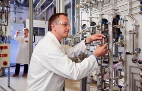 Fraunhofer IWS开发的多重吸附系统
