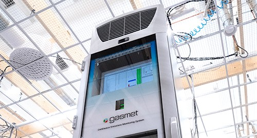 Gasmet采用FTIR分析仪的连续排放监测系统(CEMS II e)